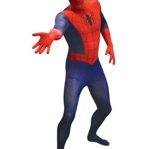 Spiderman Morphsuit Naamiaisasu