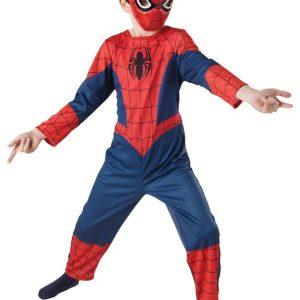 Spiderman Naamiaisasu Lapset