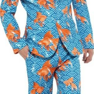 Stand Out Suits Goldfish