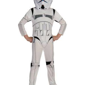 Stormtrooper Naamiaisasu Lapset