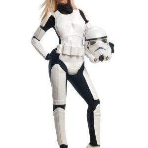 Stormtrooper Naamiaisasu Naiset