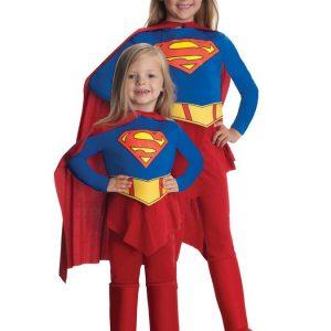 Supergirl Naamiaisasu Lapset