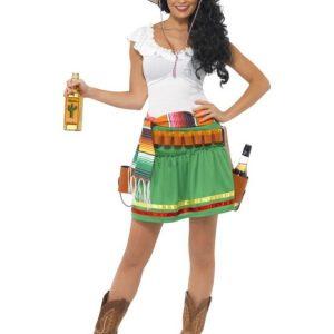 Tequila Shooter Girl Naamiaisasu