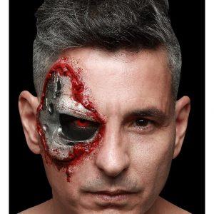 Terminator Erikoistehoste Kasvot