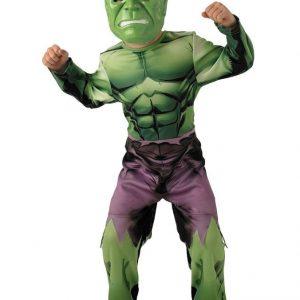 The Incredible Hulk Naamiaisasu Lapset