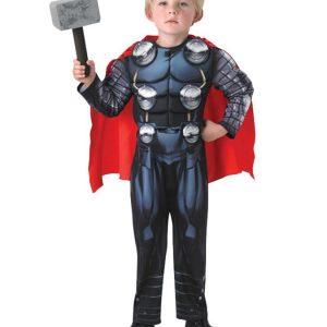 Thor Naamiaisasu Lapset