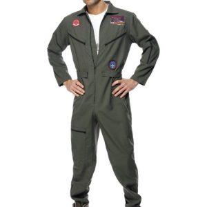 Top Gun Jumpsuit Naamiaisasu