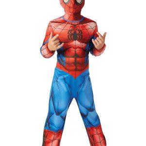 Ultimate Spiderman Naamiaisasu Lapset