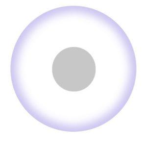 Uv White Kertakäyttölinssit