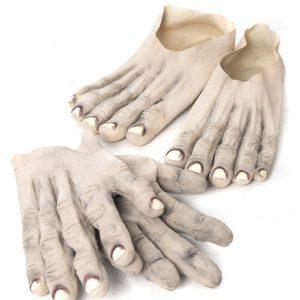Valtavat Monsteri Kädet & Jalat