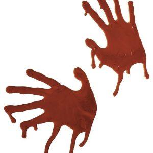 Veriset Kädenjäljet Ikkunakoriste