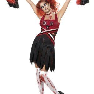 Zombie Cheerleader Naamiaisasu