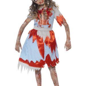 Zombie Dorothy Naamiaisasu Lapset