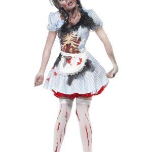 Zombie Dorothy Naamiaisasu Naiset