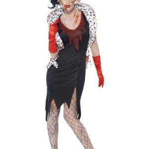 Zombie Evil Madame Naamiaisasu