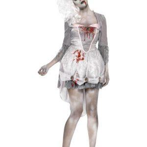Zombie Georgian Naamiaisasu