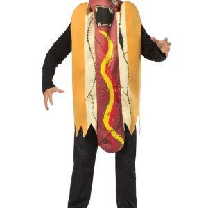 Zombie Hot Dog Naamiaisasu
