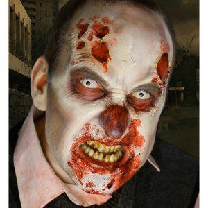 Zombie Meikkisetti Ja Linssit