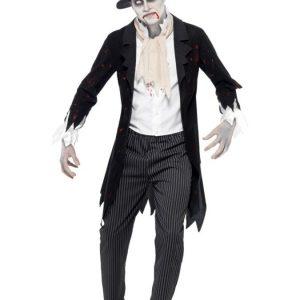 Zombie Sulhanen Naamiaisasu