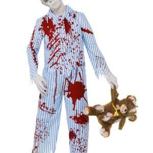 Zombiepoika Naamiaisasu Lapset
