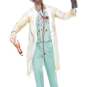 Zombietohtori Naamiaisasu